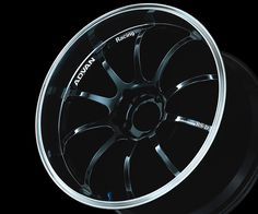 The ADVAN Racing RZ-DF is the first forged wheel to be made under the ADVAN Racing brand.