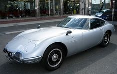 toyota classic cars of sarasota Jaguar, Type E, Toyota 2000gt, Life Car, Toyota Cars, Japanese Cars, Sexy Cars, Touring, Vintage Cars