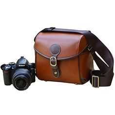 Buy Topixdeals Vintage Look Britpop DSLR Waterproof Camera Bag for Canon Nikon Sony Pentax Red Brown - Topvintagestyle.com ✓ FREE DELIVERY possible on eligible purchases