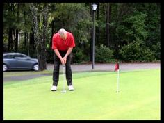 Easiest Putting Technique Ever - YouTube