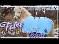 DIY ✂ : Faire sa propre couverture polaire ❄️ - YouTube