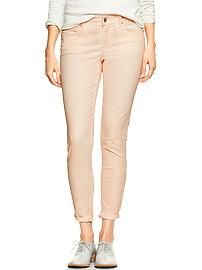 1969 legging jeans, perfectly pink