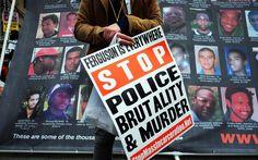 Stop ignoring the police killings of Latinos. Black-white racial binary renders Hispanics invisible in the police brutality debate