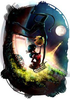 www.miraculousladyblog.net BEST Miraculous Ladybug • Chat Noir • Marinette • Adrien Agreste • Lady Noir • Adrinette • Ladrien • MToLaCN FANART ♥