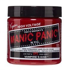 Vampire's Kiss™  - High Voltage® Classic Cream Formula Hair Color