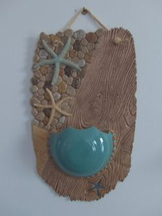 Wall Pocket By Artsylois On Etsy Ceramics And Other Art