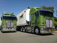 Road Train, Cab Over, Semi Trucks, Toys For Boys, Big Boys, Rigs, Trailers, Clean Metal, Vehicles