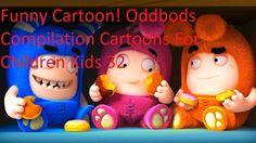 Funny Cartoon! Oddbods Compilation Cartoons For Children Kids #32