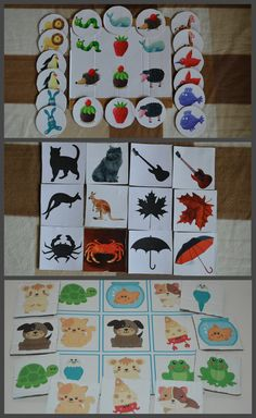 Игры с карточками у моей дочери имели большую популярность с года и до полутора лет. Все карточки найдены в интернете, преимущественно у Лизы, дневник которой я проштудировала ОТ и ДО. Карточек у нас не так много как хотелось бы, но для наших игр этого вполне достаточно. Первые...