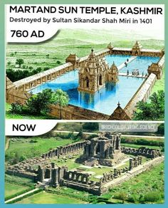 Ancient Indian History, History Of India, True Interesting Facts, Interesting Facts About World, Indian Temple Architecture, Cultural Architecture, Temple India, Psychology Fun Facts, India Facts