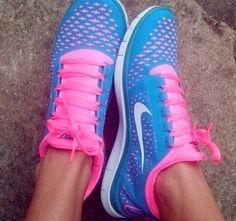 Nike free fitness shoes. Training . Running. Active wear