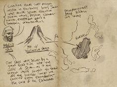 7. Borneo map