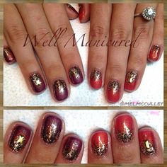 1000+ images about Gel nails!!!! Stiletto, short, or ... - photo #37