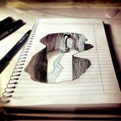 Amazing Notebook doodle art - The Creative Post