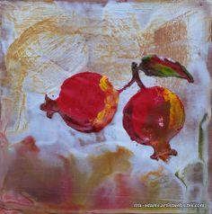 Pomegranates-001