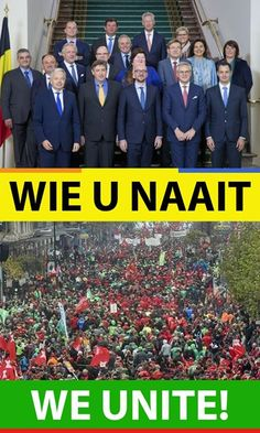 we unite