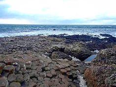 Northern Ireland: Admiring the beauty of this ancient volcanic rock formation. . . . #travelbug #ocean  #solotravel  #volcanic #unitedkingdom #travelbug #earthfocus #nomad #awesomegeography  #wanderlust #tourism  #theglobewanderer #travellust #earthpix #photoblogger #budgettravel #travelphoto  #earthfocus #bbctravel #wonderful_places #worldtraveler #travelfever #awesomepix #roamtheplanet #backpacker #gameofthrones #mountains #photoblog