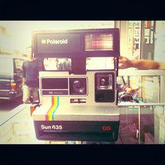 Polaroid Sun 635