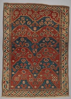 Turkey, rug,  first half 19th century