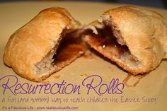 Resurrection Rolls – A Fun (and Yummy) Easter Tradition