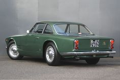 #green Maserati Sebring