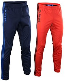 Adidas Originals Men's Street Diver Track Pants   Adidas Originals Men's Street Diver Track Pants Adidas Originals Men's Street Diver Track Pants   Features: Made of 100% Polyester Double knit fabric Climacool panels Slim fit 3-Stripes down the sides Rubber print linear adidas logo on the upper right thigh  http://www.beststreetstyle.com/adidas-originals-mens-street-diver-track-pants-2/