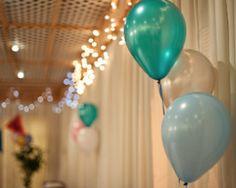Como fazer uma festa simples