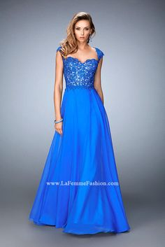 La Femme 22053 La Femme Prom Best Bridal, Prom, and Pageant gowns in Delaware