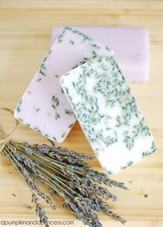 Recipes for a few lovely looking soap and scrubs. I never want to buy things for my body where I don't understand the ingredients...