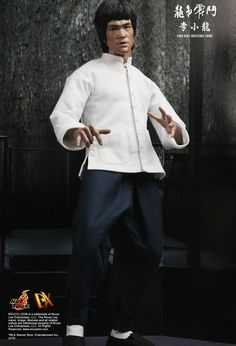 Hot Toys : Enter the Dragon - Bruce Lee 1/6th scale Collectible Figure