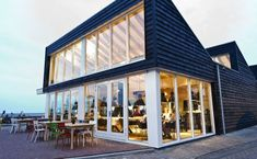 Loods lounge   restaurant - Terschelling