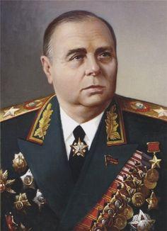 Мерецков, Кирилл Афанасьевич (1897 — 1968) — маршал Советского Союза