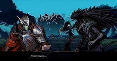 Deaths Gambit: Fighting an Immortal Boss