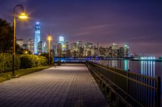 Jersey City, New Jersey ‹ Val Tourchin Photography