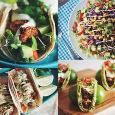 #tacotuesday from hot for food | RECIPES at hotforfoodblog.com