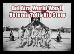 World War II Veteran Tells His Story