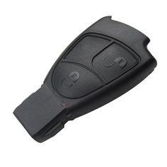 Remote Key Fob smart key Case Cover For Benz Mercedes Car key Shell B C E ML S CLK CL Vito 3BT