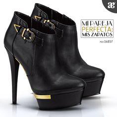 La pareja perfecta de la mujer son sus #botas.