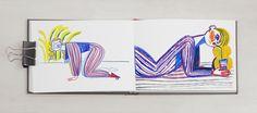 Sketchbook VII on Behance