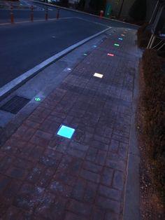 colorful Solar Brick