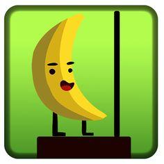 Benny Banana Free Android Game Best Tents For Camping, Cool Tents, Stick Run, Hero Run, Banana Uses, Goji, Unity Games, Free Android Games, Best Gym