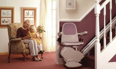 Acorn Stairlifts - Straight Stairlift