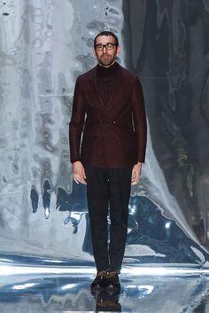 Berluti Fall 2015 Menswear Fashion Show - Alessandro Sartori