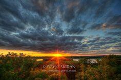 Glorious Minneapolis Sunset | A glorious Minneapolis sunset … | Flickr