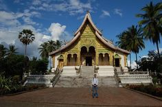 Luang Prabang Royal Temple. Read more: http://www.imperatortravel.com/2012/11/pleading-for-laos-episode-2.html