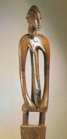 Senufo Deble Rhythm Pounder, Ivory Coast