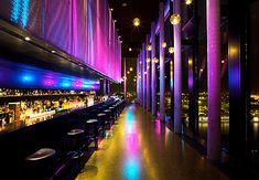 Empire Riverside Hotel Hamburg: Restaurant, Showküche, Lounge, Bar