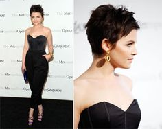 Ginnifer Goodwin... Lovin' this head to toe look;-)