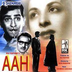 Aah 1953 Songs
