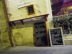 Menu Tips for France: The Ultimate French Menu Decoder, No Ring Needed! | France Travel Guide